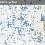residential zone parking map